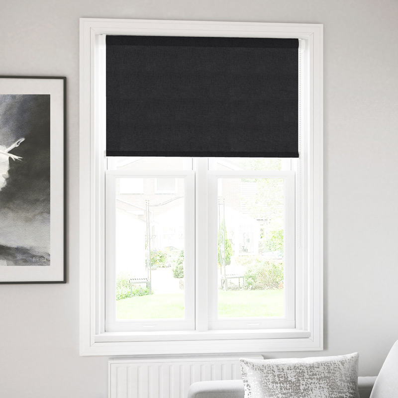 Plain Fabric Roller Blinds