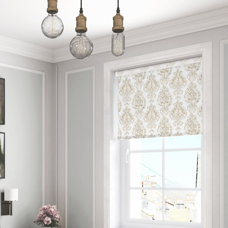 Patterned Roller Blinds Collection